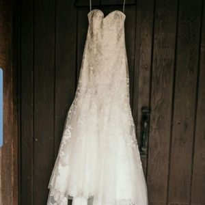 Maggie Sottero wedding dress size 8